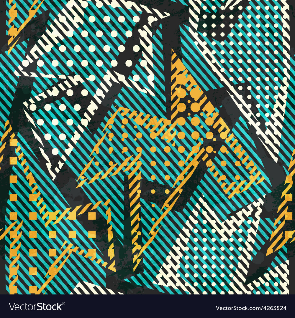 Cloth seamless pattern vector   Price: 1 Credit (USD $1)
