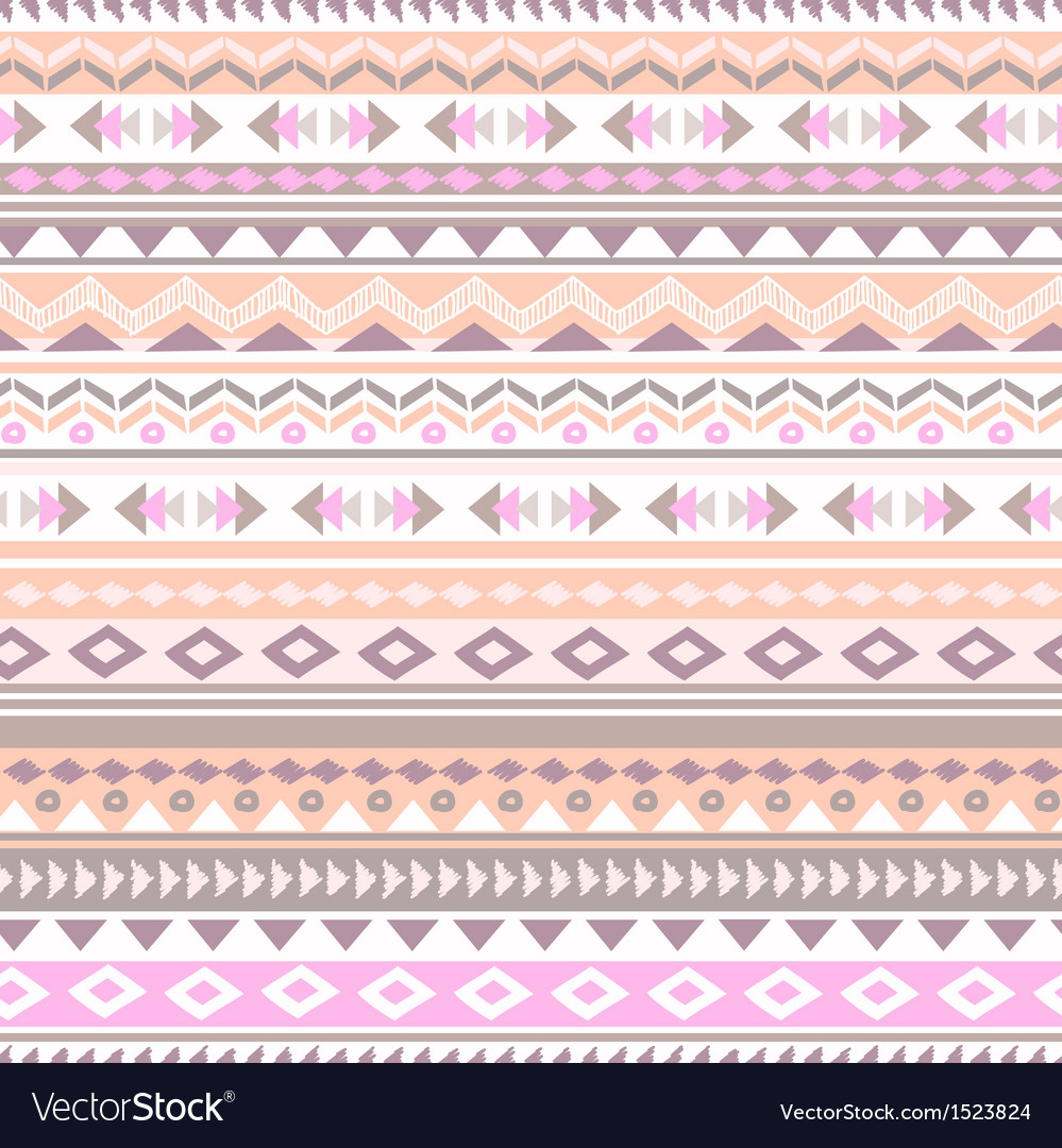 Pastel tribal stripe vector | Price: 1 Credit (USD $1)
