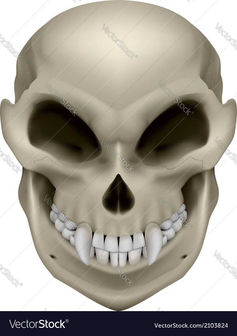 Skull of a mutant vector | Price: 1 Credit (USD $1)