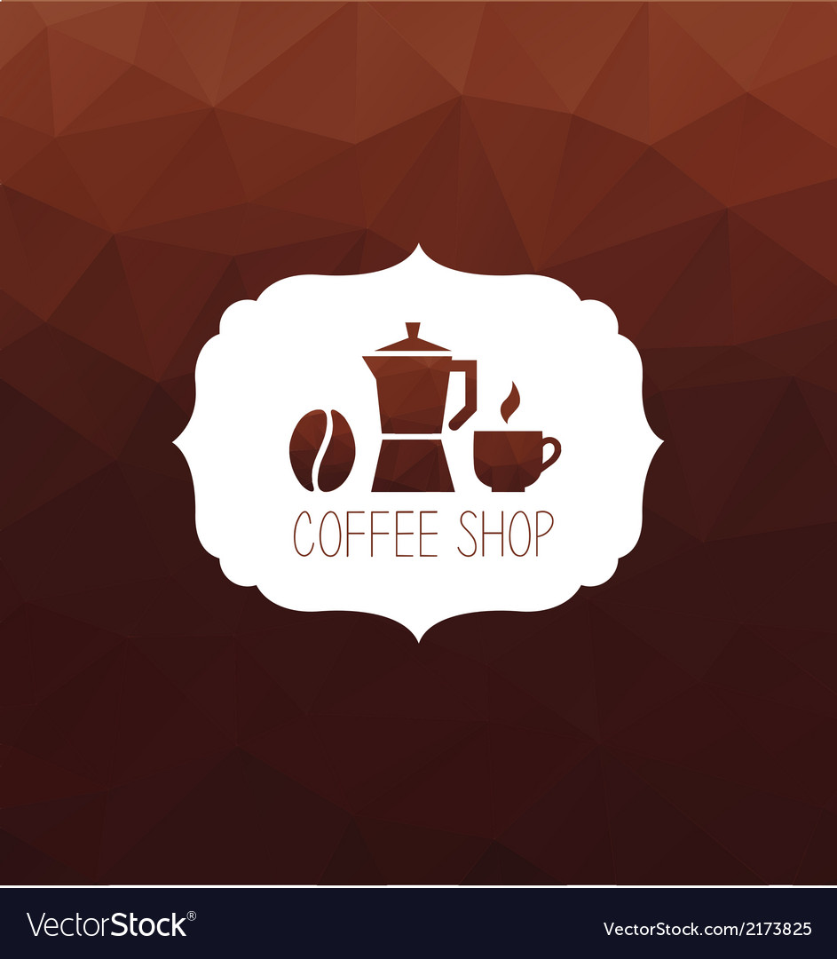 Coffe shop vector | Price: 1 Credit (USD $1)