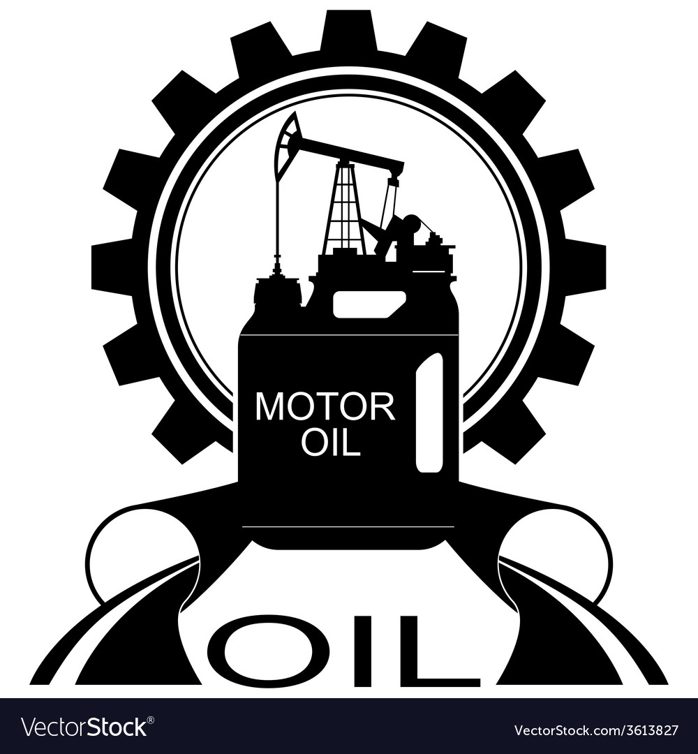 Icon oil industry 1 vector | Price: 1 Credit (USD $1)