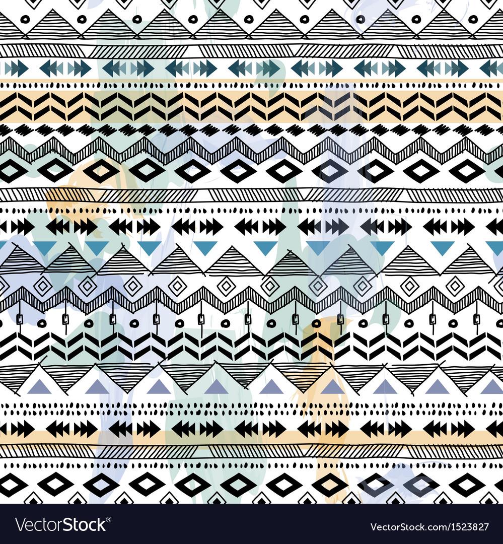 Tribal sketch background vector | Price: 1 Credit (USD $1)