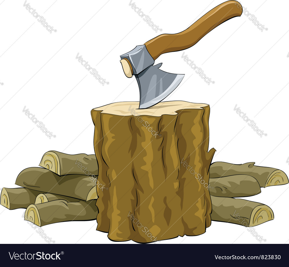 Firewood vector | Price: 3 Credit (USD $3)