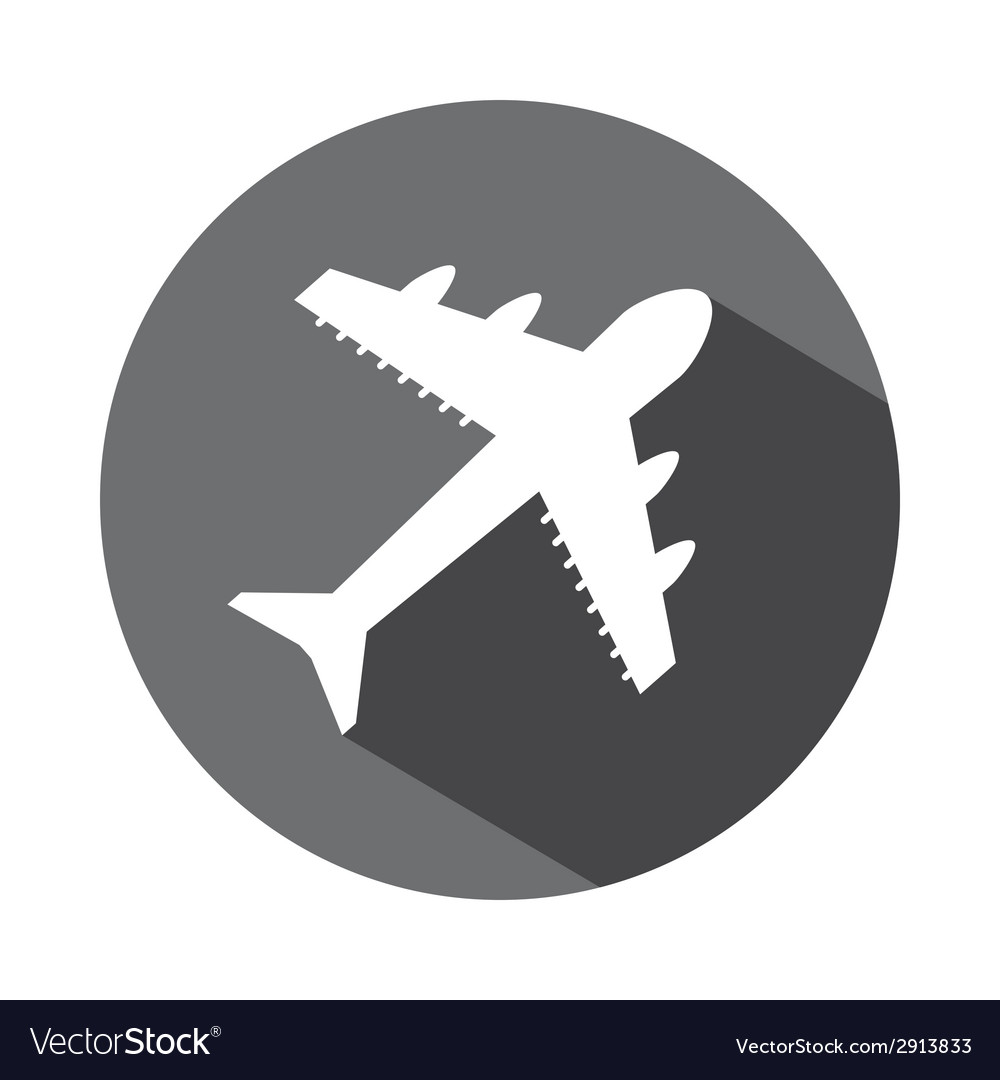 Airplane design vector | Price: 1 Credit (USD $1)