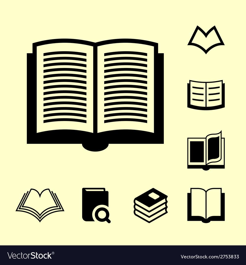 Book icon9 vector | Price: 1 Credit (USD $1)