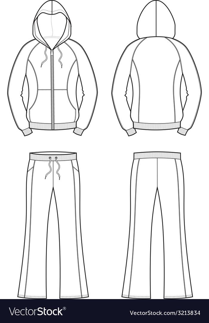 Sport suit vector   Price: 1 Credit (USD $1)
