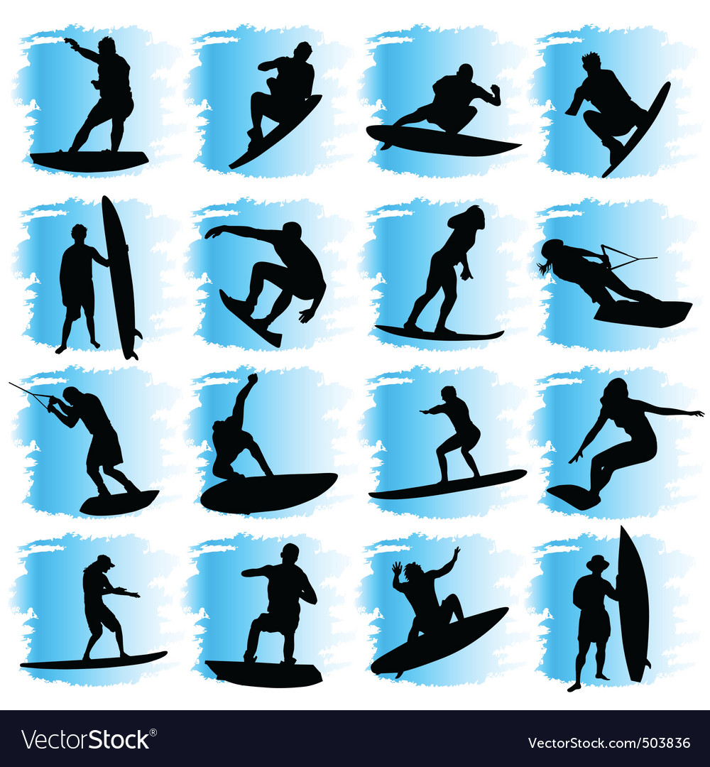 Water sport vector   Price: 1 Credit (USD $1)
