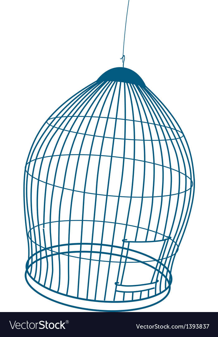 Icon cage vector | Price: 1 Credit (USD $1)