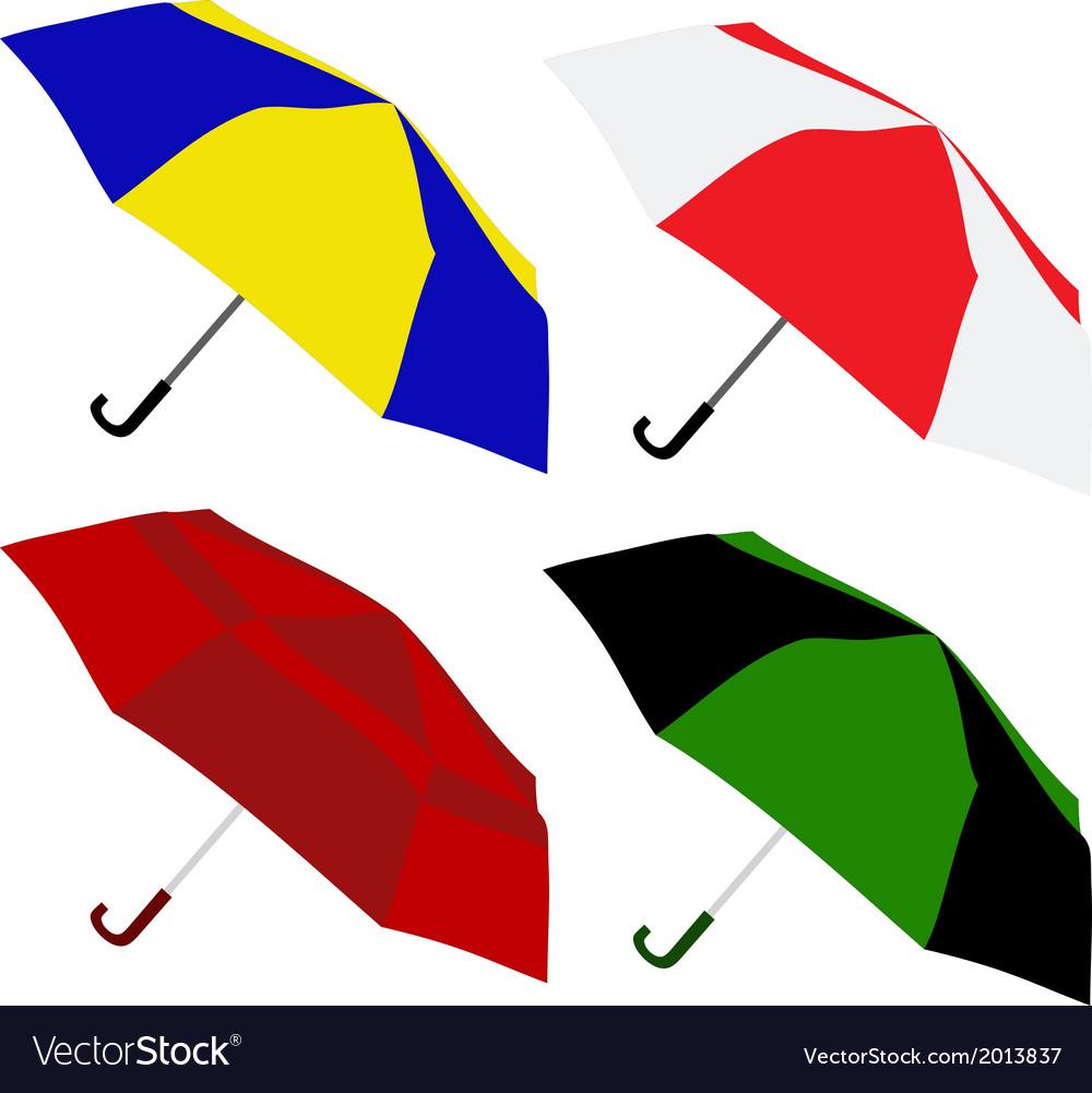 Umbrella 01 vector | Price: 1 Credit (USD $1)