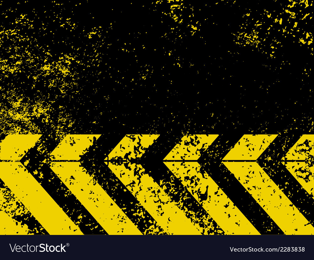 A grungy and worn hazard stripes texture eps 8 vector   Price: 1 Credit (USD $1)