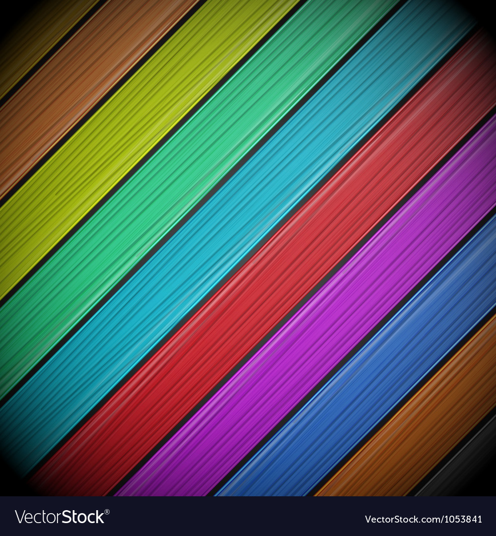 Colorful wooden background vector | Price: 1 Credit (USD $1)