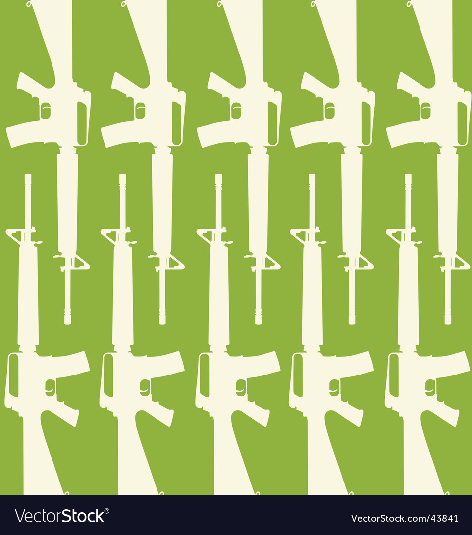 Gun pattern vector | Price: 1 Credit (USD $1)