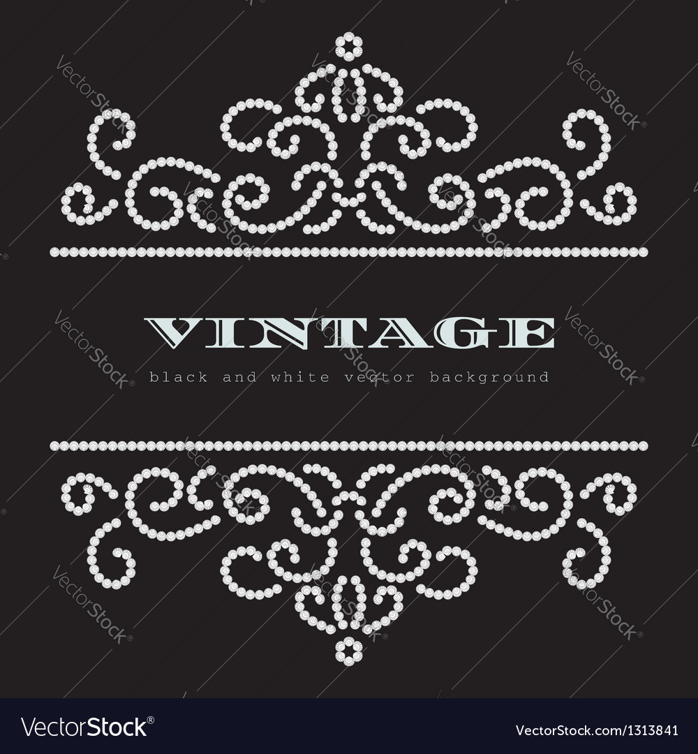 Jewelry background vector