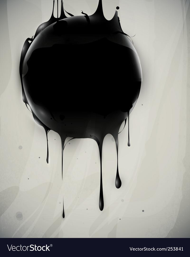 Oil slick vector | Price: 1 Credit (USD $1)