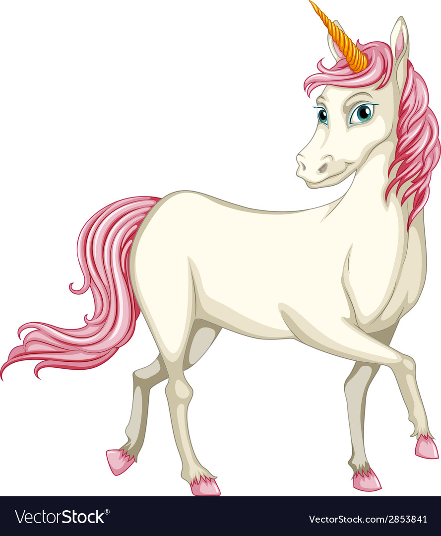 Unicorn vector | Price: 1 Credit (USD $1)