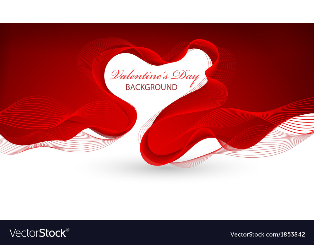 Valentines day background vector | Price: 1 Credit (USD $1)