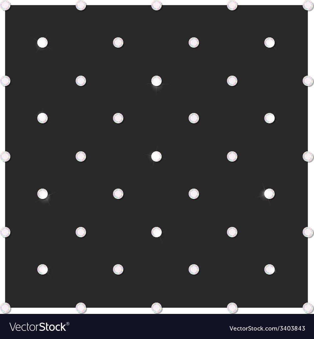 Background with diamonds vector | Price: 1 Credit (USD $1)