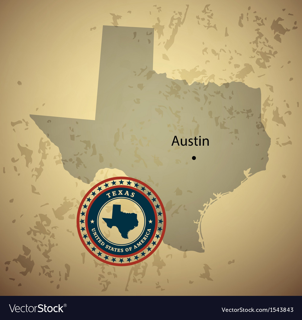 Texas vector | Price: 1 Credit (USD $1)