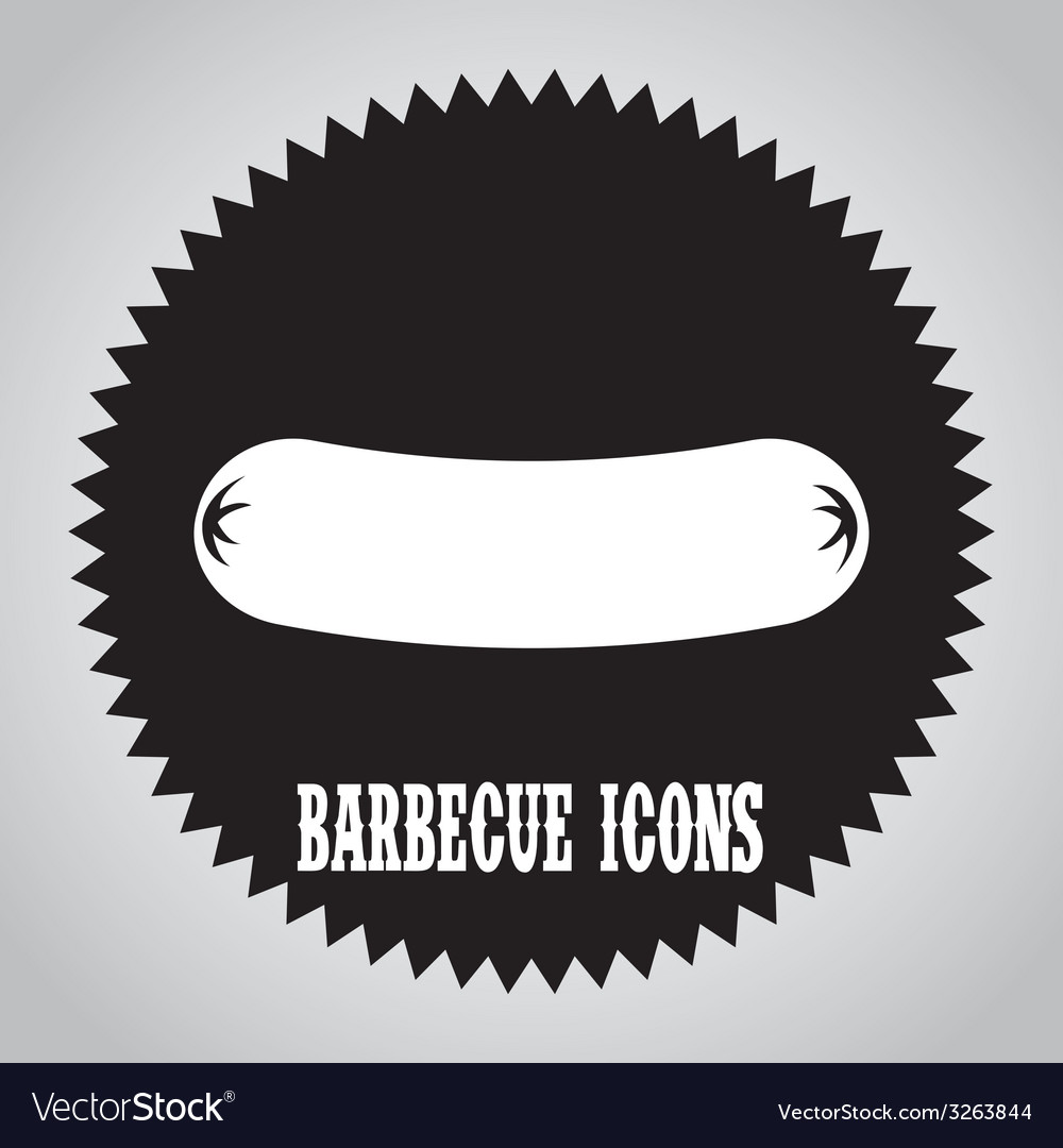 Barbecue design vector | Price: 1 Credit (USD $1)