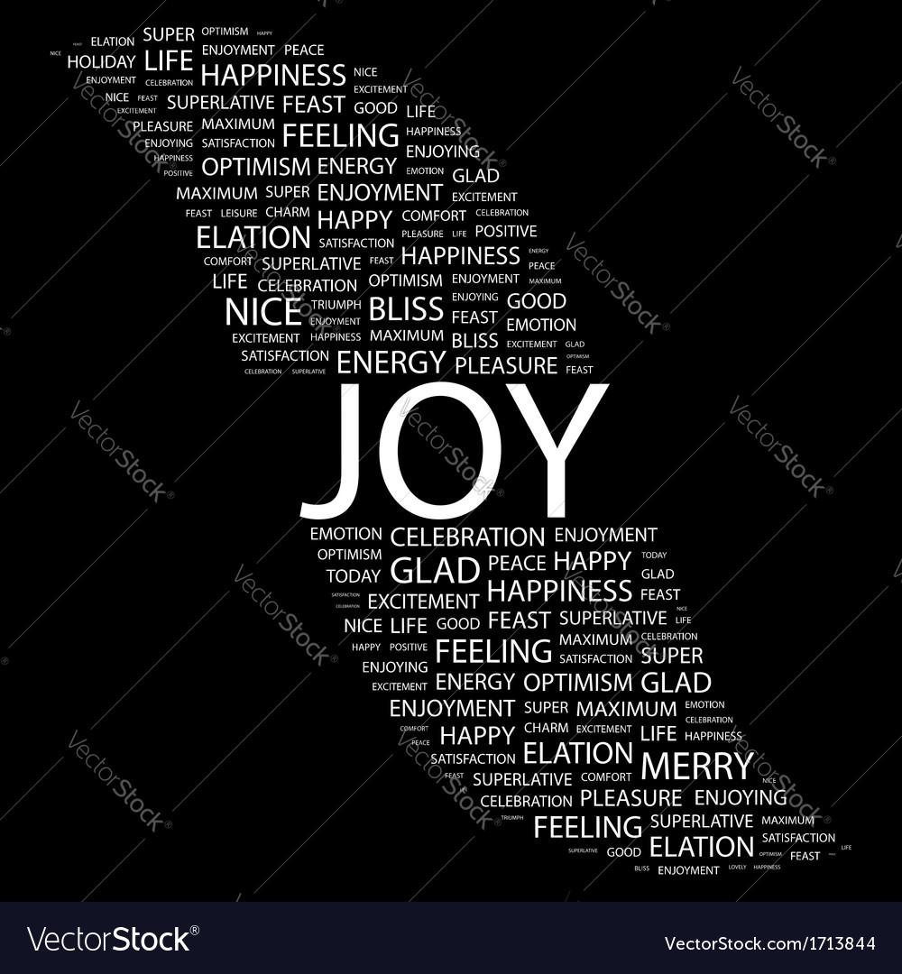 Joy vector | Price: 1 Credit (USD $1)