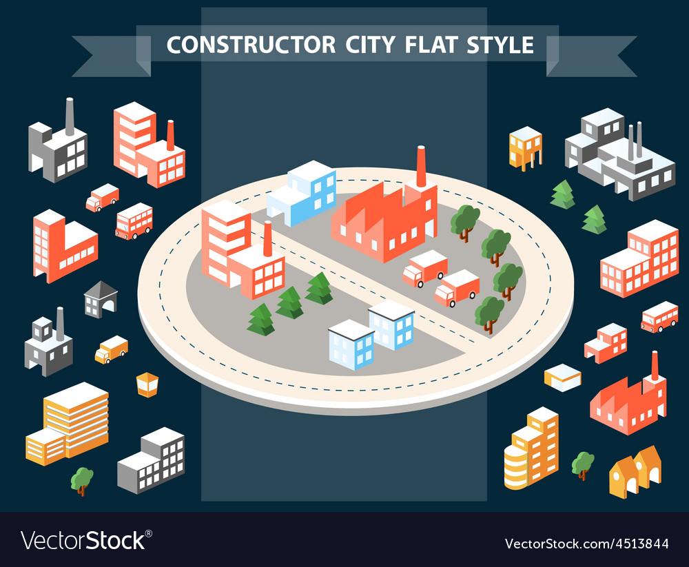 Urban constructor vector   Price: 1 Credit (USD $1)