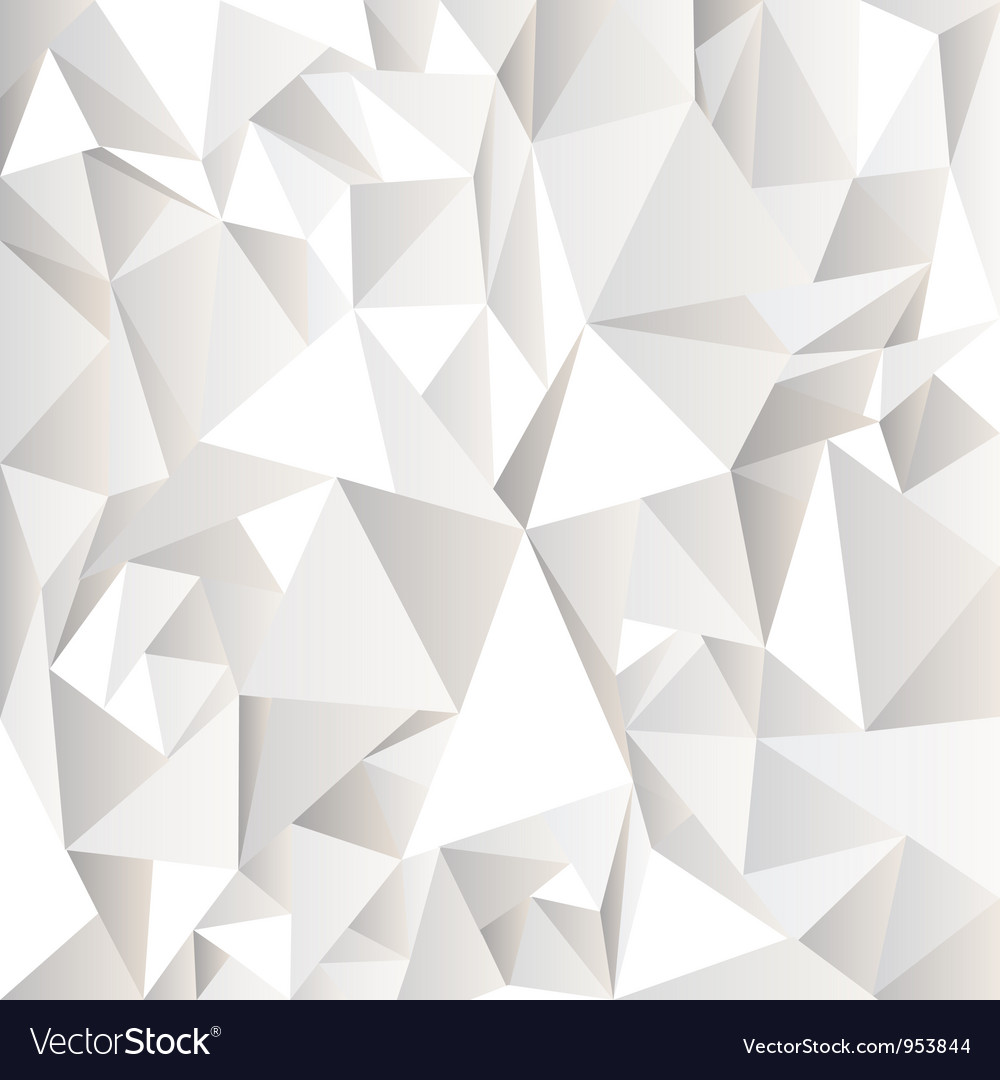 White crumpled abstract background vector | Price: 1 Credit (USD $1)