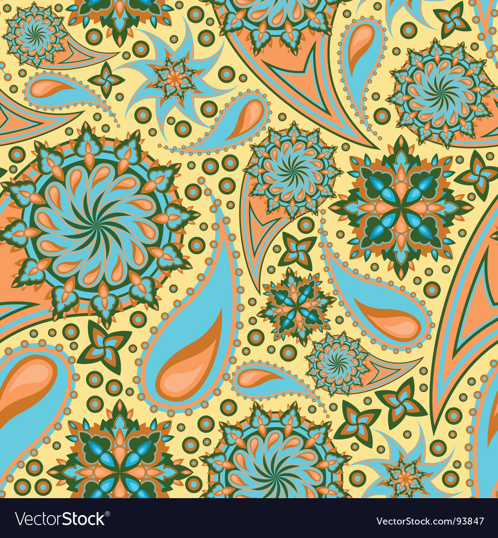 Floral designs background vector | Price: 1 Credit (USD $1)