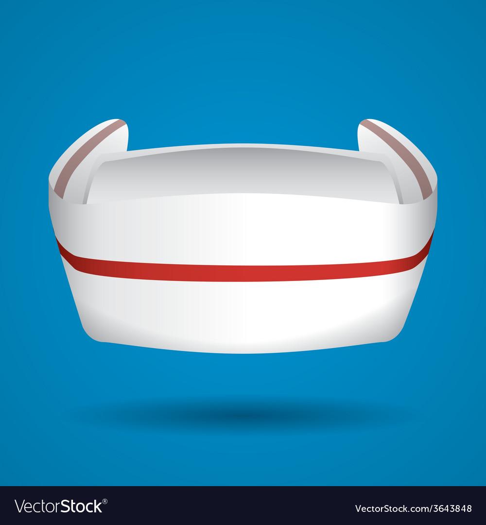Nurse hat vector | Price: 1 Credit (USD $1)
