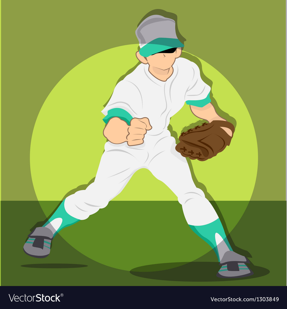 Baseball boy vector   Price: 1 Credit (USD $1)