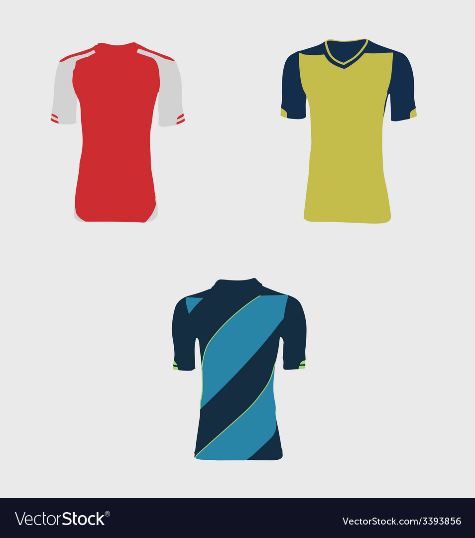 Arsenal kit icons 14-15 vector | Price: 1 Credit (USD $1)