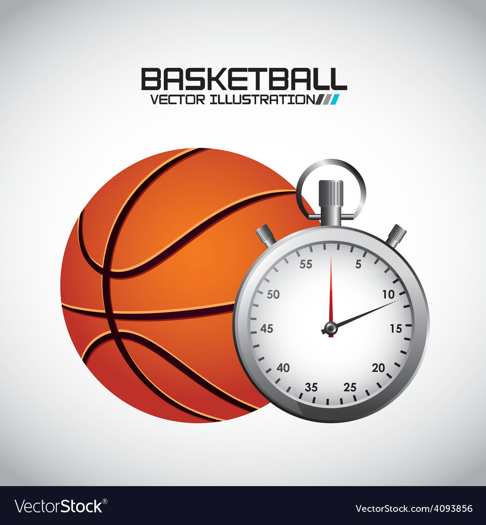 Basketball sport vector | Price: 1 Credit (USD $1)