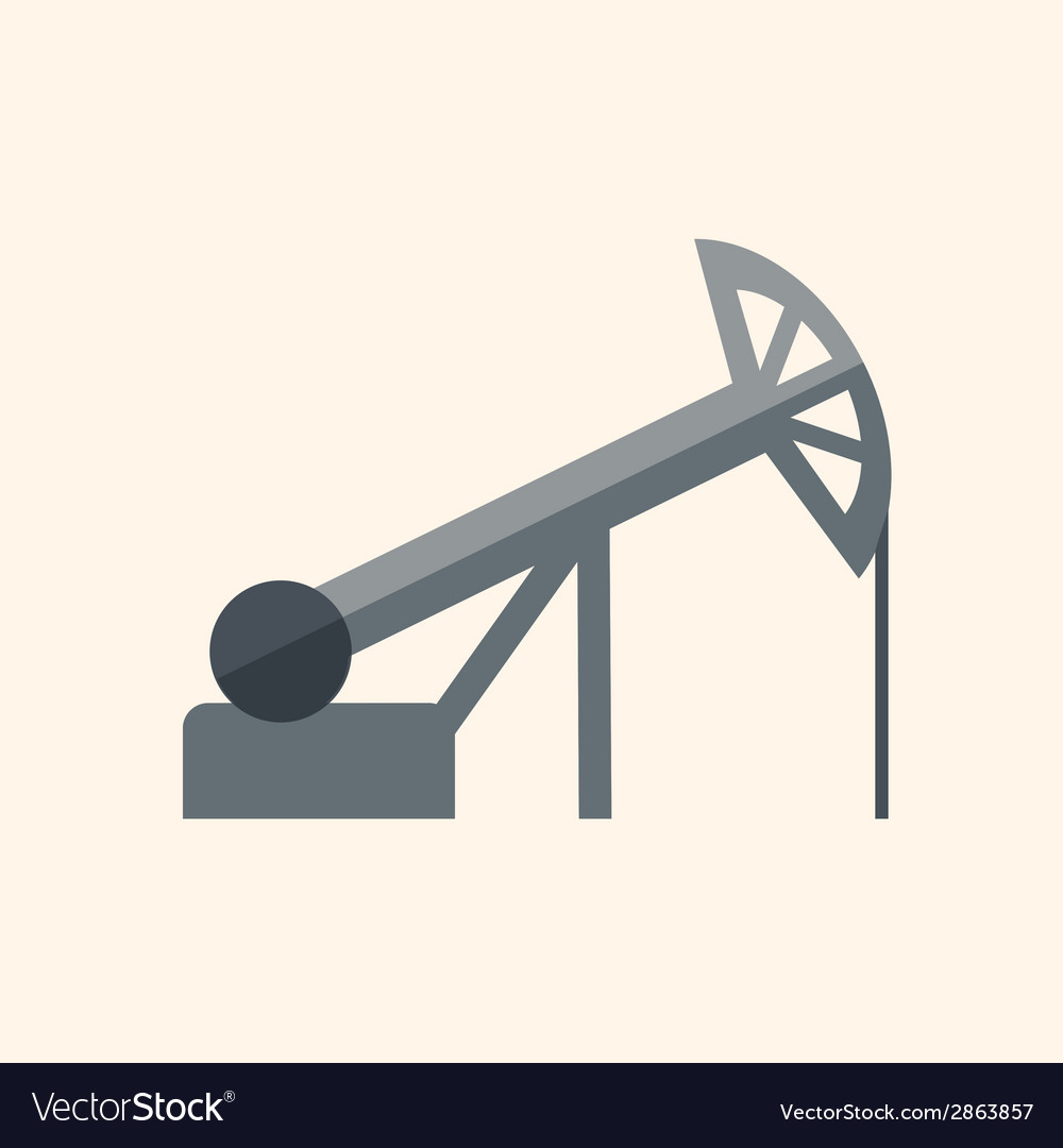 Fuel flat icon vector | Price: 1 Credit (USD $1)