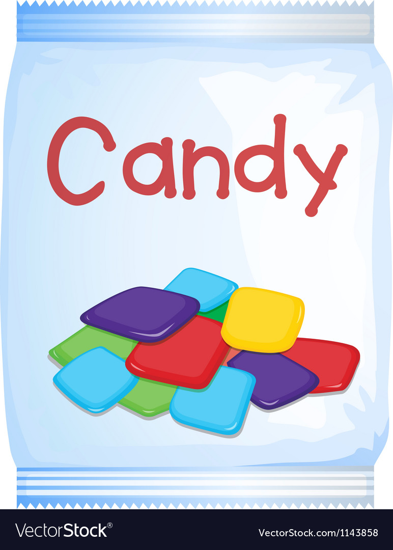 A packet of sweet vector | Price: 1 Credit (USD $1)