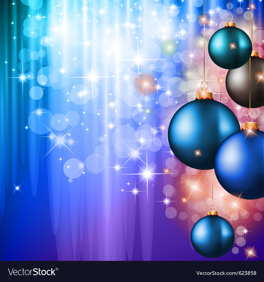 Magical baubles vector | Price: 3 Credit (USD $3)