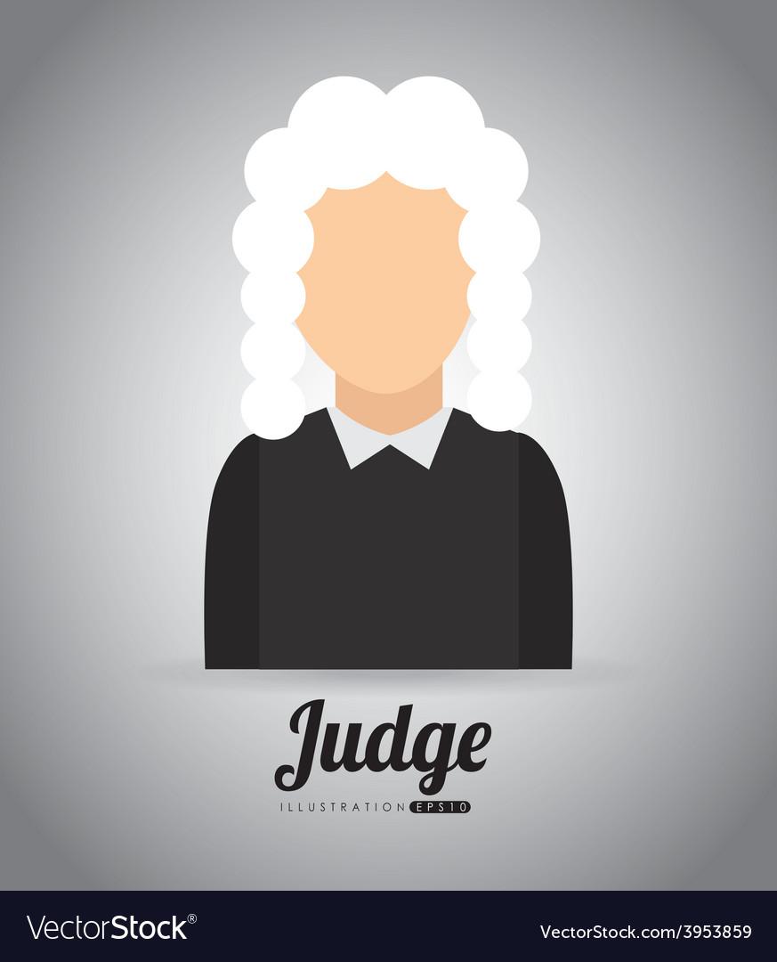 Justice concepts vector | Price: 1 Credit (USD $1)