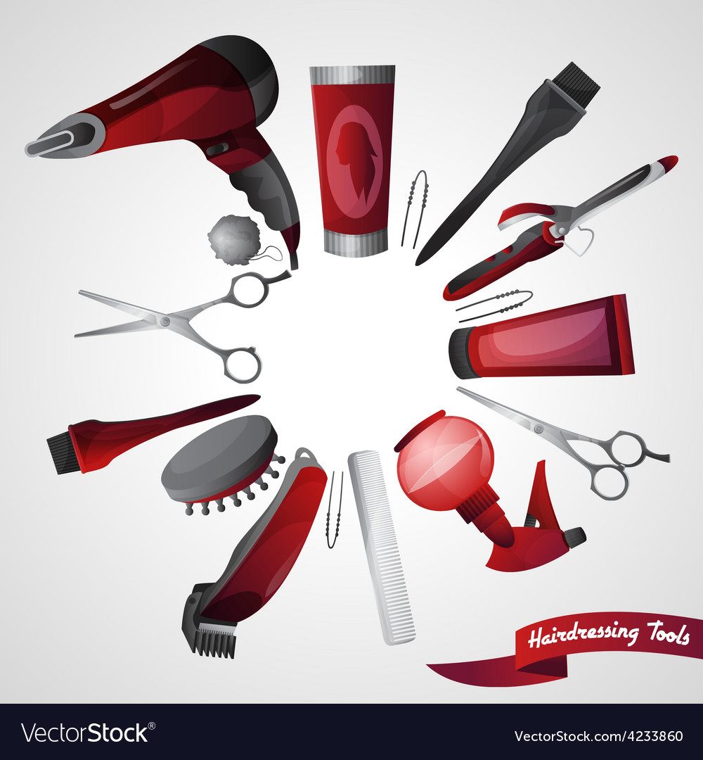 Barber shop concept vector | Price: 1 Credit (USD $1)