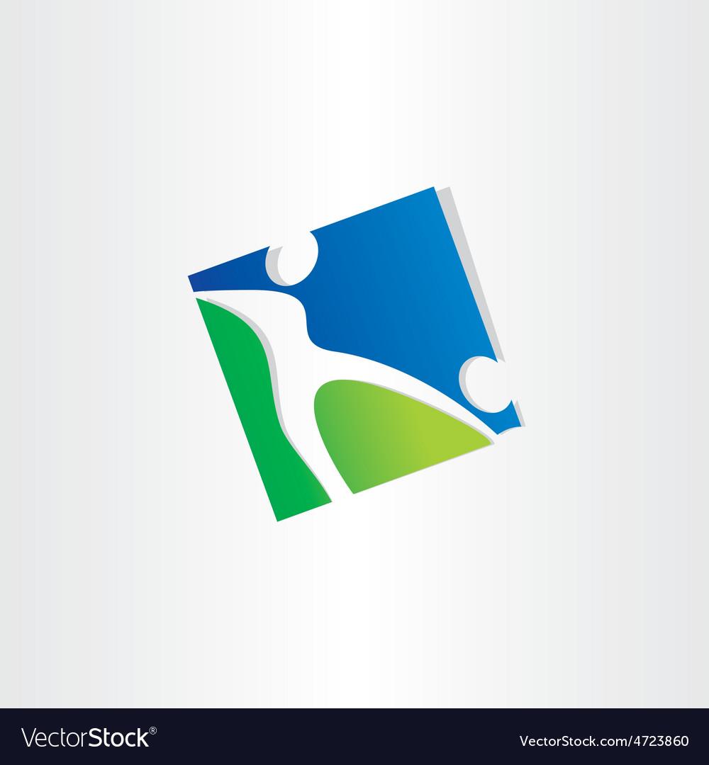 Footballer shooting ball soccer icon vector | Price: 1 Credit (USD $1)