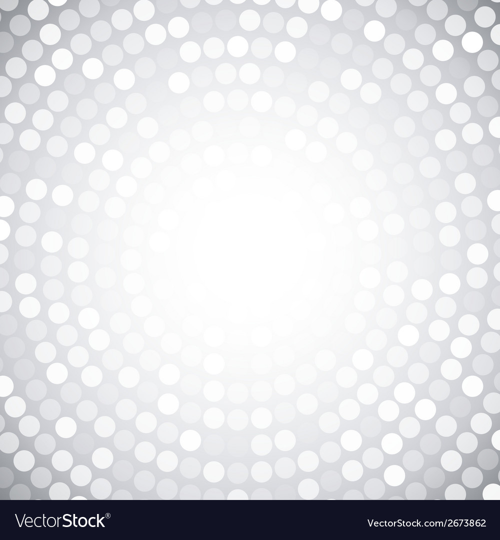 Abstract circular gray background for your design vector | Price: 1 Credit (USD $1)