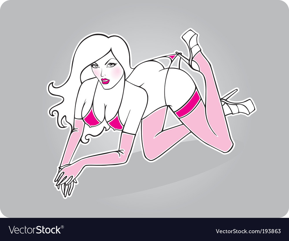 Sexy vector | Price: 3 Credit (USD $3)