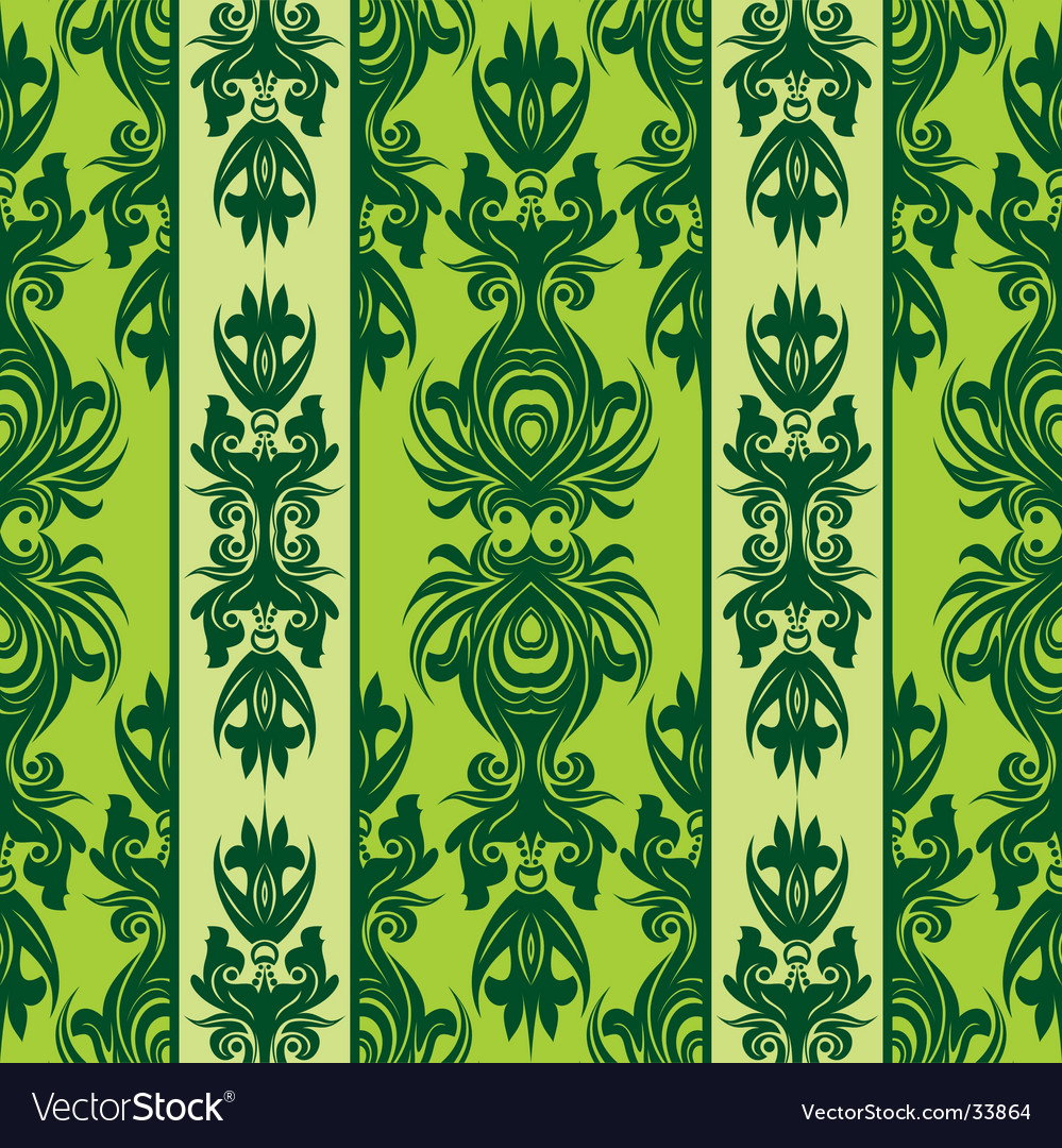Floral background wallpaper vector | Price: 1 Credit (USD $1)