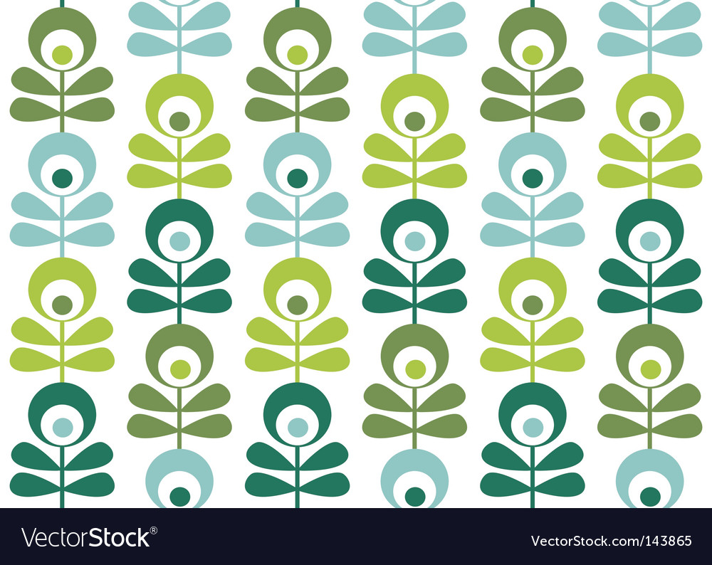 Scandinavian wallpaper vector | Price: 1 Credit (USD $1)