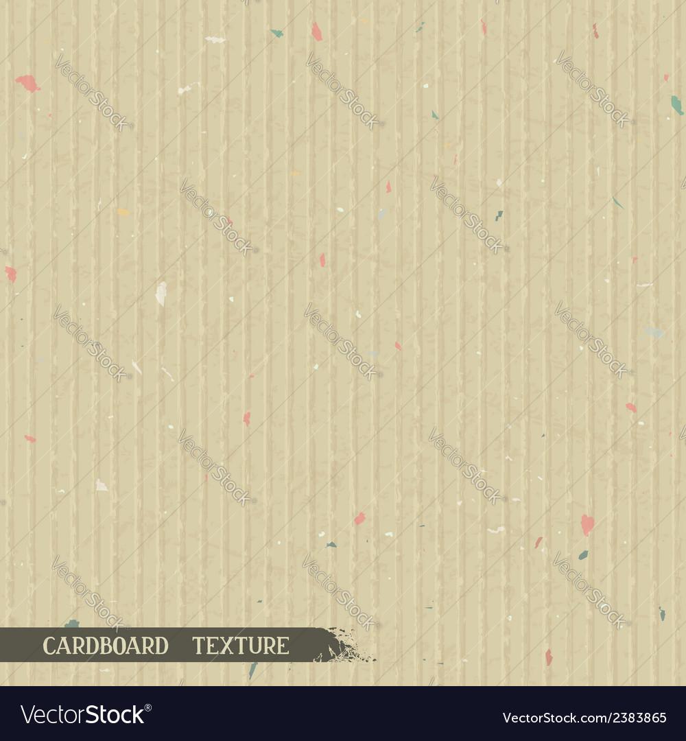 Simple cardboard texture vector   Price: 1 Credit (USD $1)