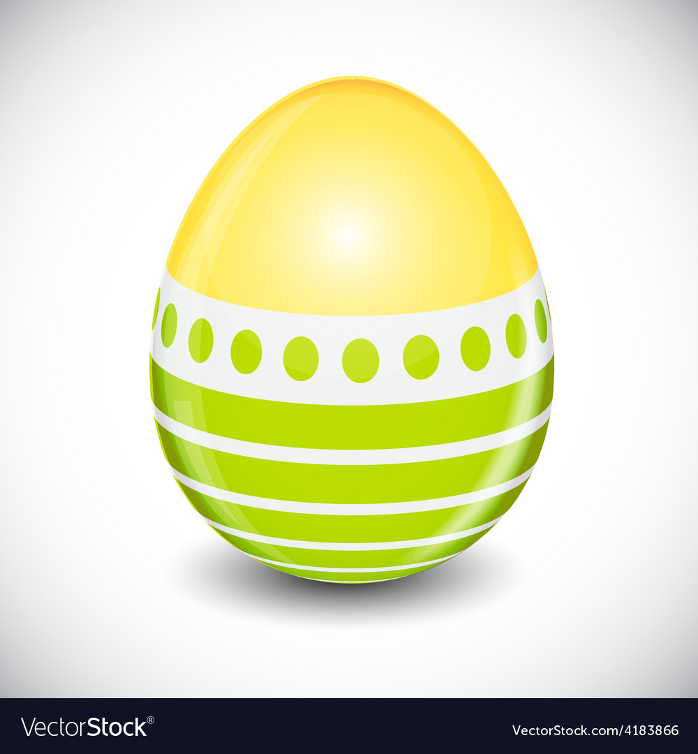 Beautiful easter egg background vector   Price: 3 Credit (USD $3)