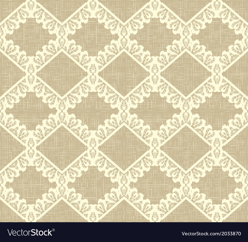 Ornate weave background seamless pattern vector   Price: 1 Credit (USD $1)