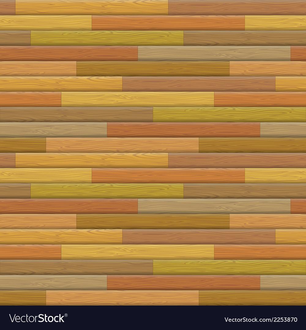 Seamless background wooden parquet vector | Price: 1 Credit (USD $1)