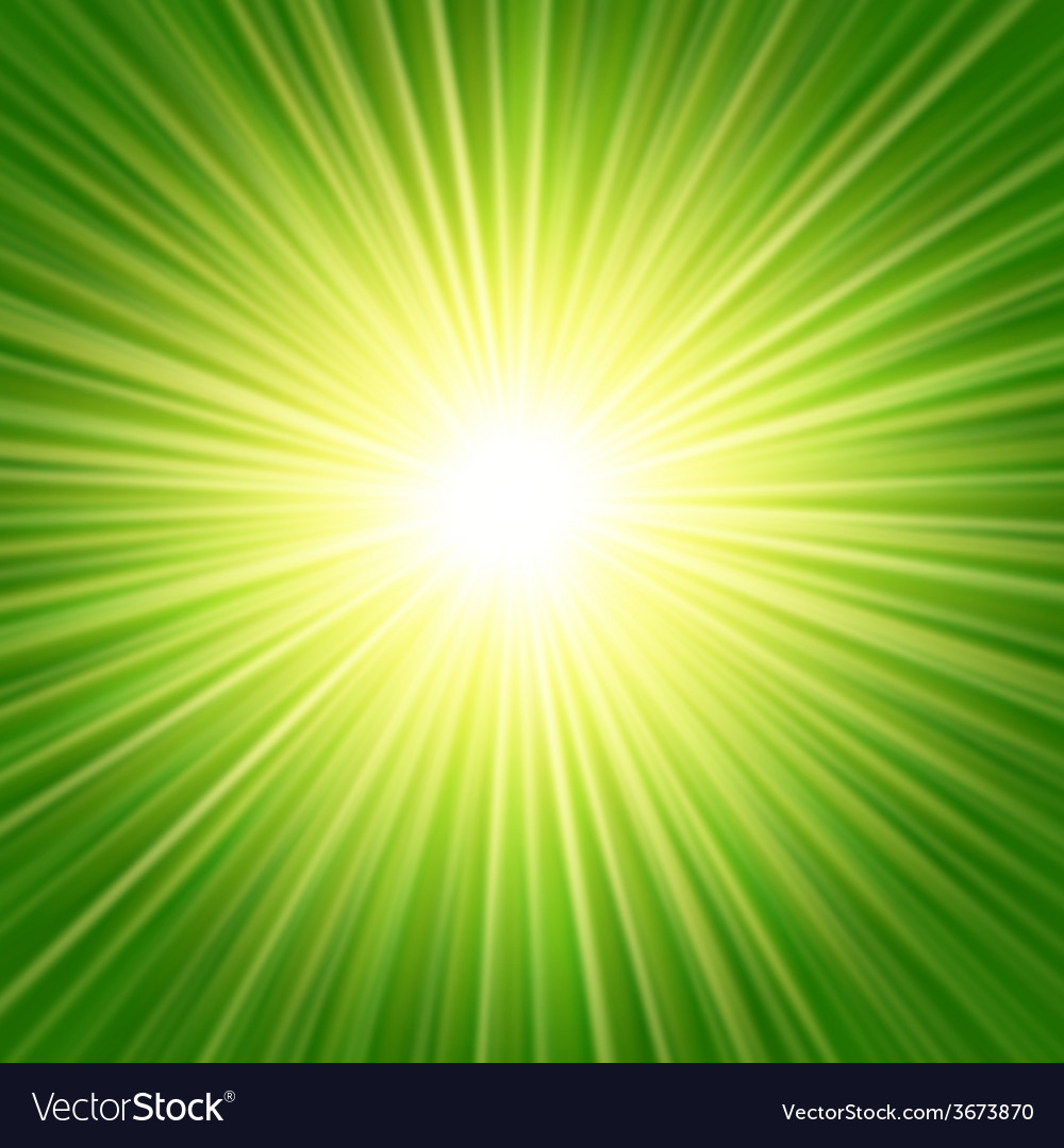 Sunbeams abstract background vector | Price: 1 Credit (USD $1)