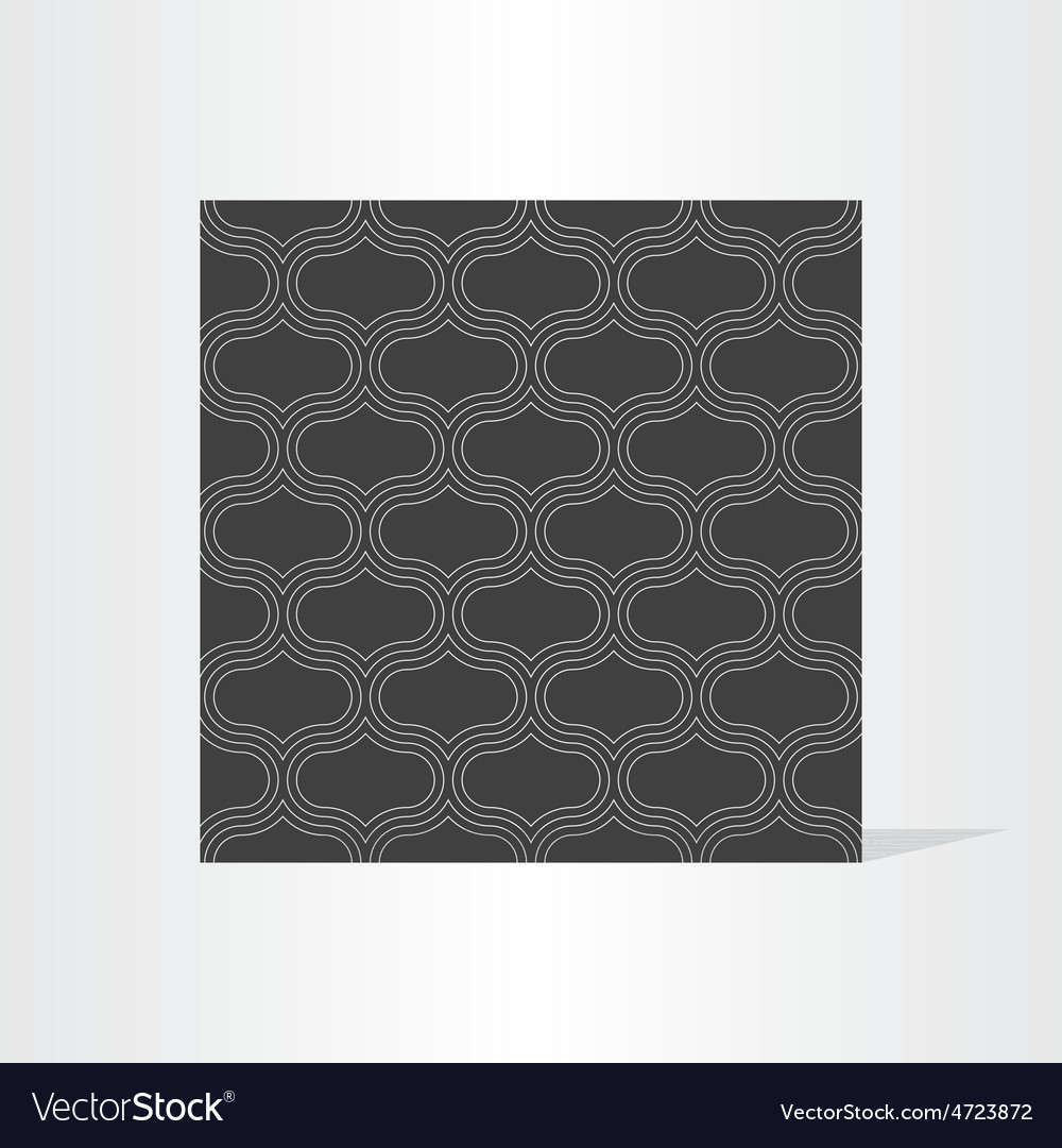 Black seamless background texture vector | Price: 1 Credit (USD $1)