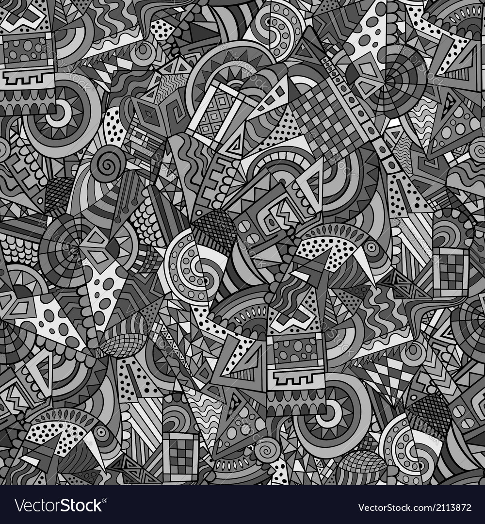 Geometric abstract decorative pattern vector   Price: 1 Credit (USD $1)