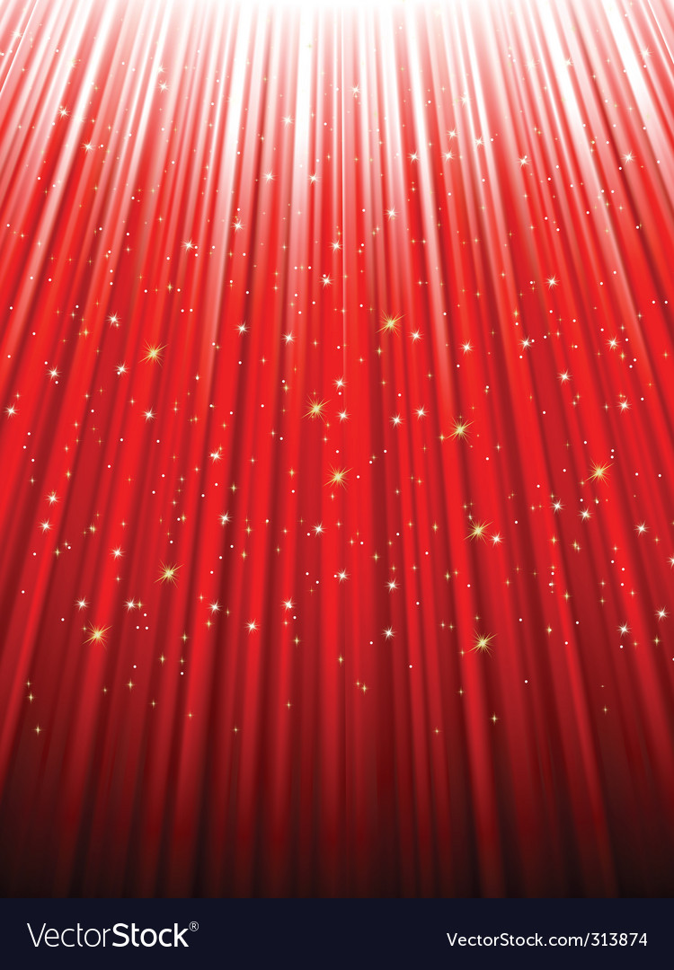 Festive red background vector | Price: 1 Credit (USD $1)