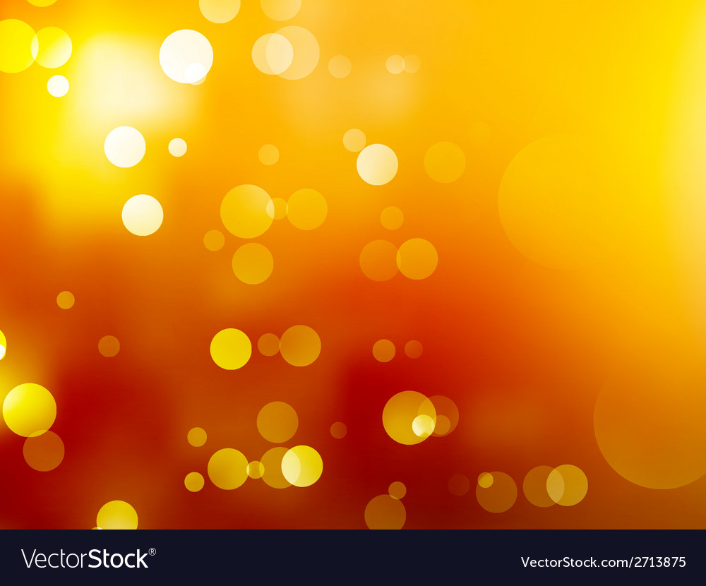 Elegant abstract background with bokeh eps 10 vector | Price: 1 Credit (USD $1)